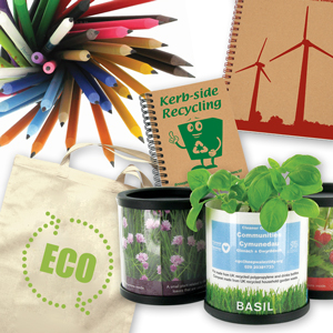 Recycled & Eco-Friendly Products